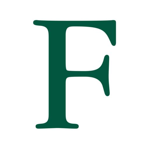 Forrester Logo - White